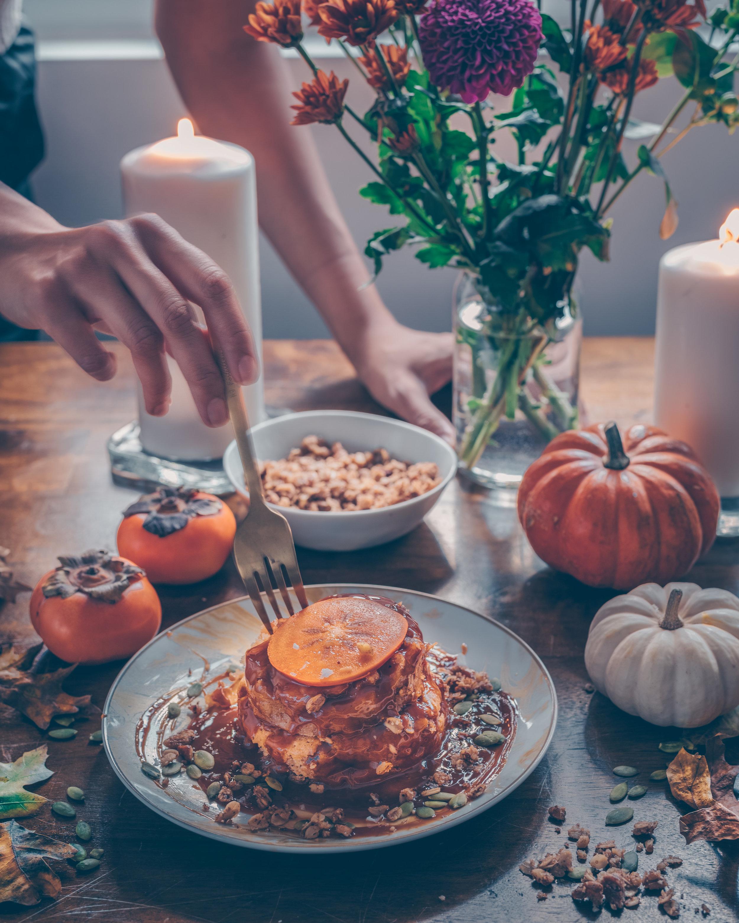 pumpkin cake persimmon fork - edit.jpg