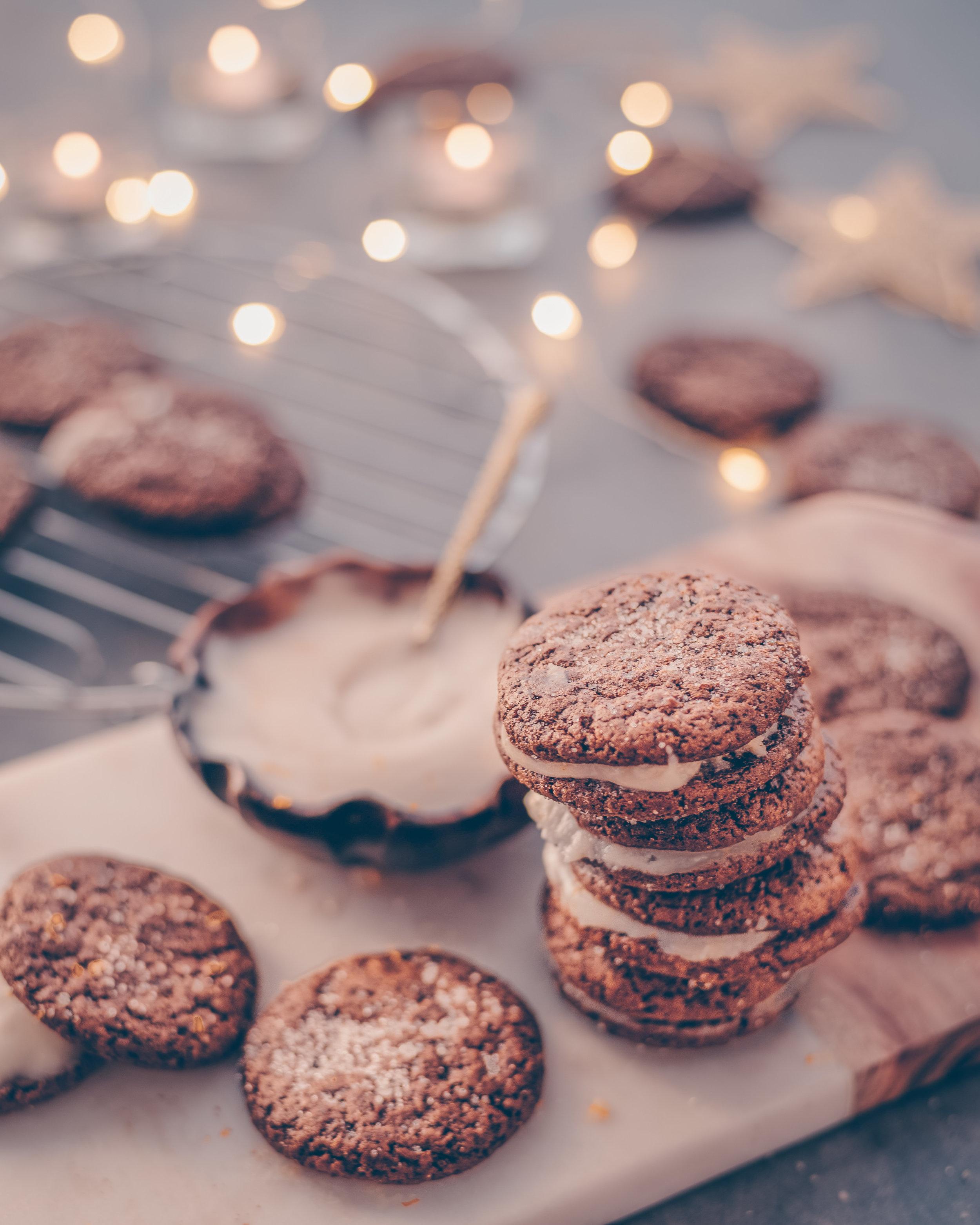 gingerbread cookies stacked - blue matte.jpg