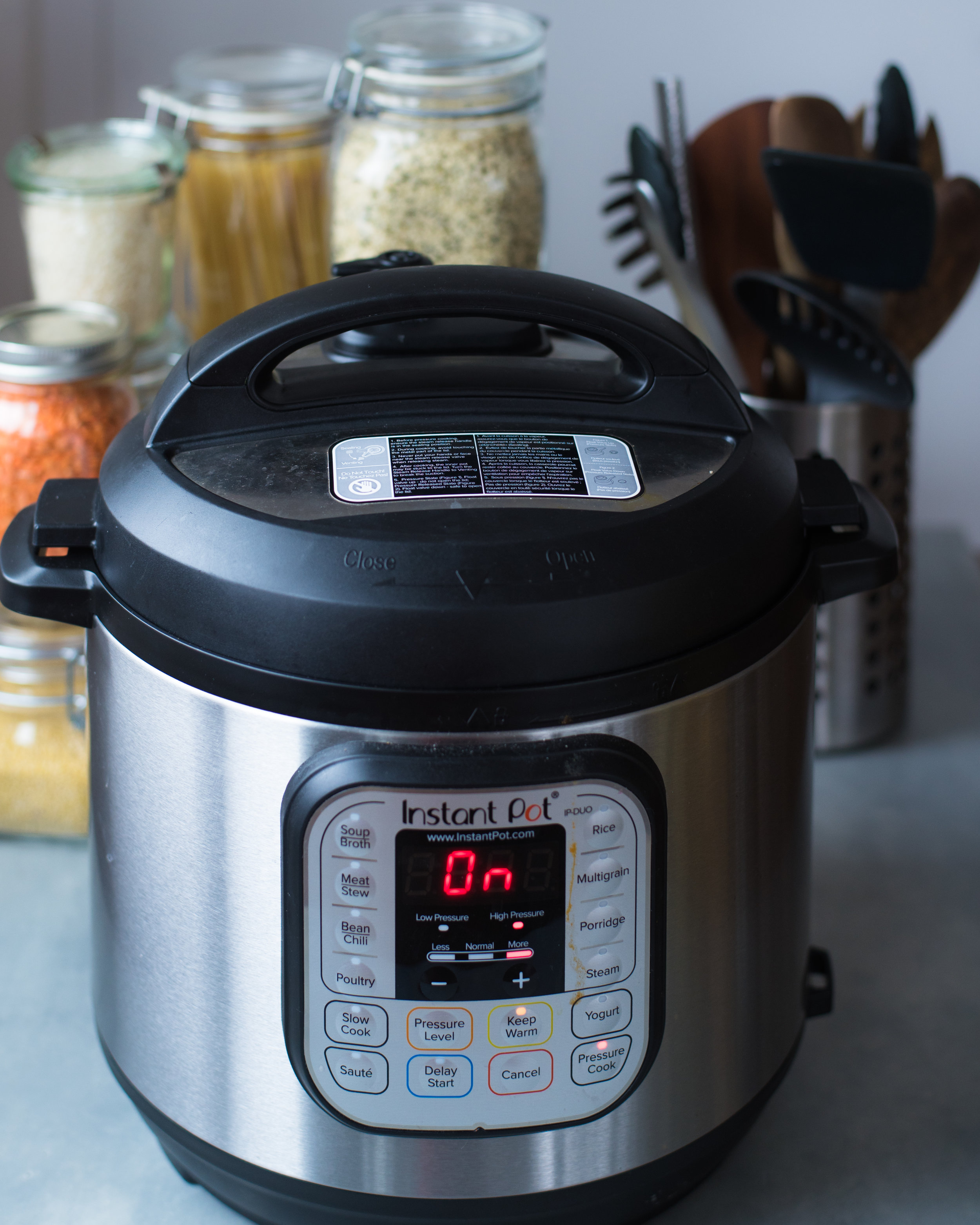 Instant Pot DUO60 - This is the gift for any home cook. The Instant Pot makes cooking so much easier and quicker. It churns out soups and stews with incredible depth of flavor, turns fibrous vegetables into buttery goodness in no time, and makes mindblowingly good yogurts and cakes.Price: $69.95 on Amazon