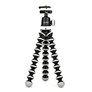 JOBY GorillaPod - the tripod I use with my Sony CyberShot for vlogging