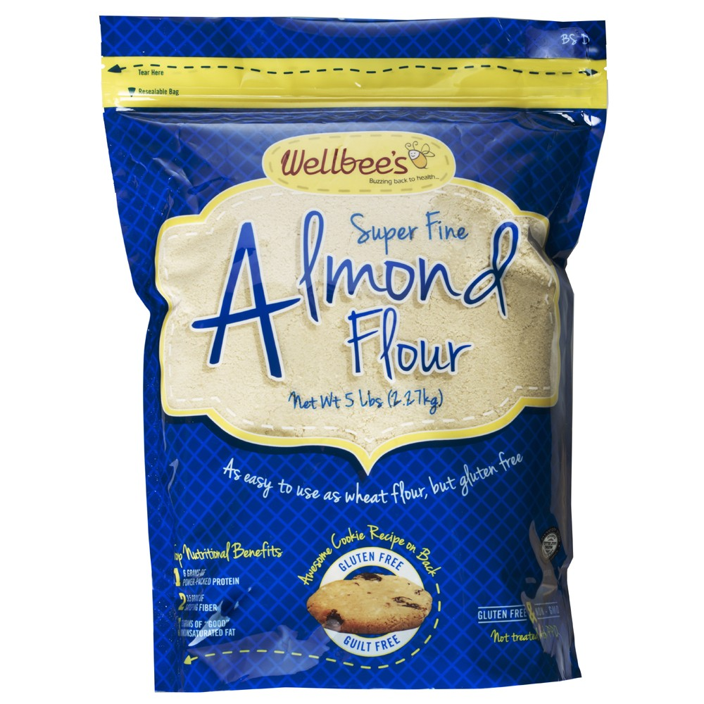 Superfine Almond Flour - superfine almond flour - the best almond flour for grain-free baking