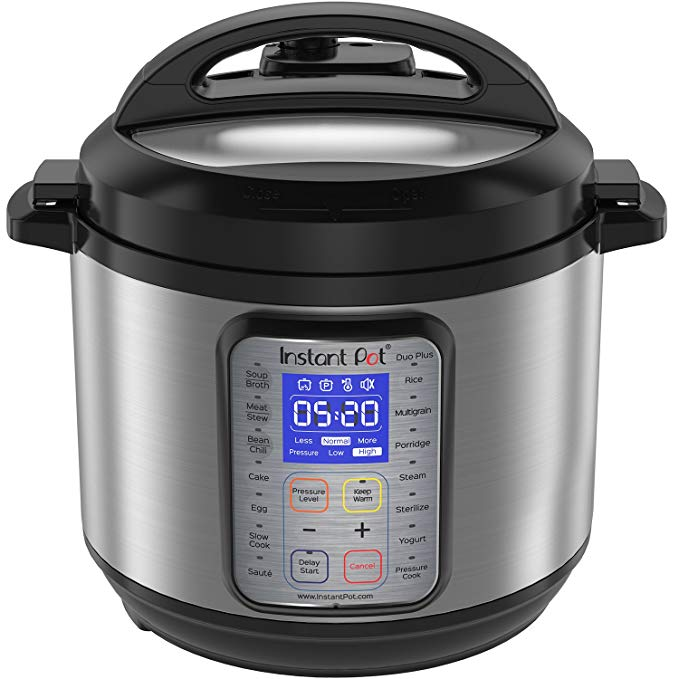 Instant Pot (6 qt) - the classic Instant Pot - I use this to make stews, soups, curries, rice, yogurt, even dessert