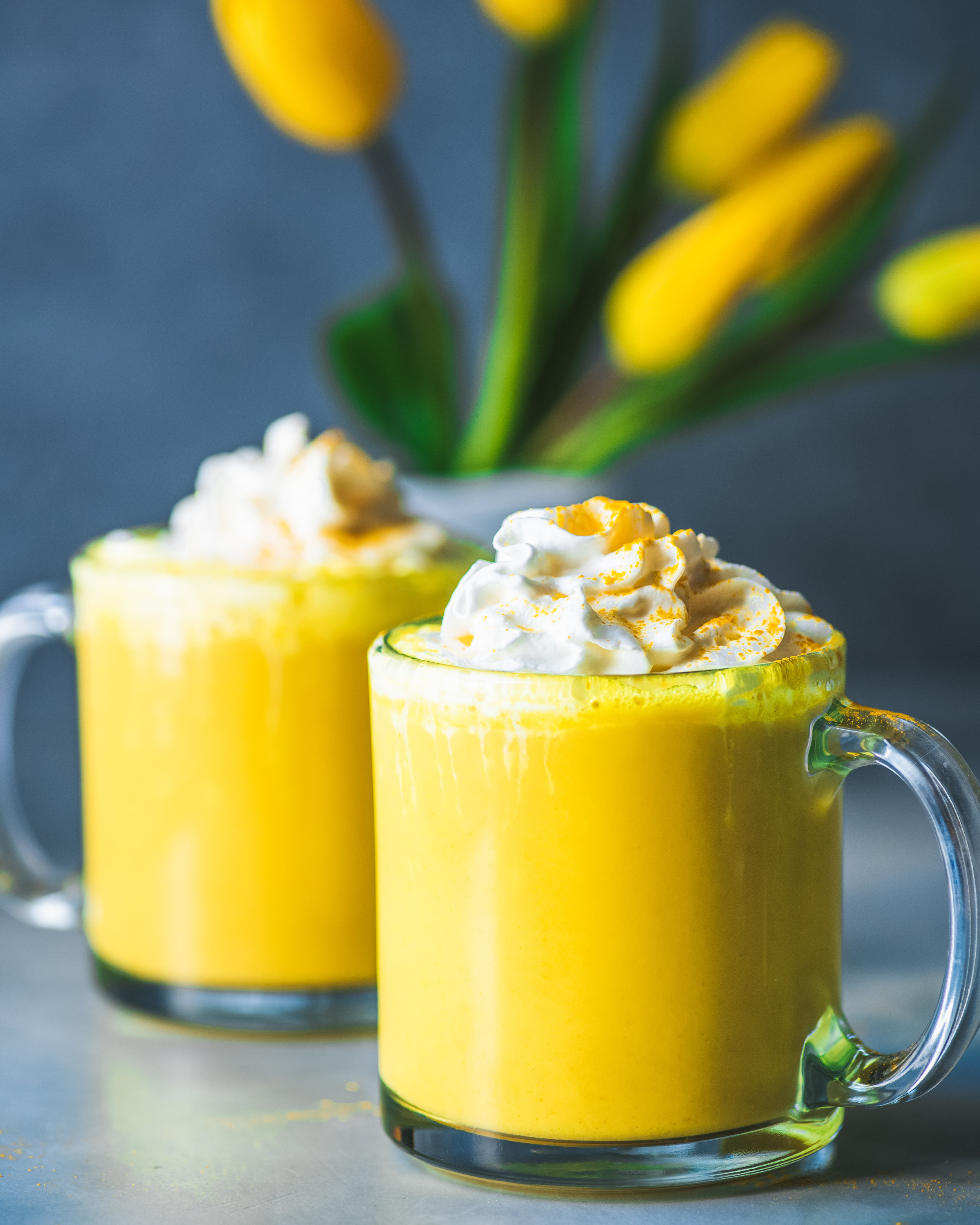 Vegan Golden Milk Turmeric Latte
