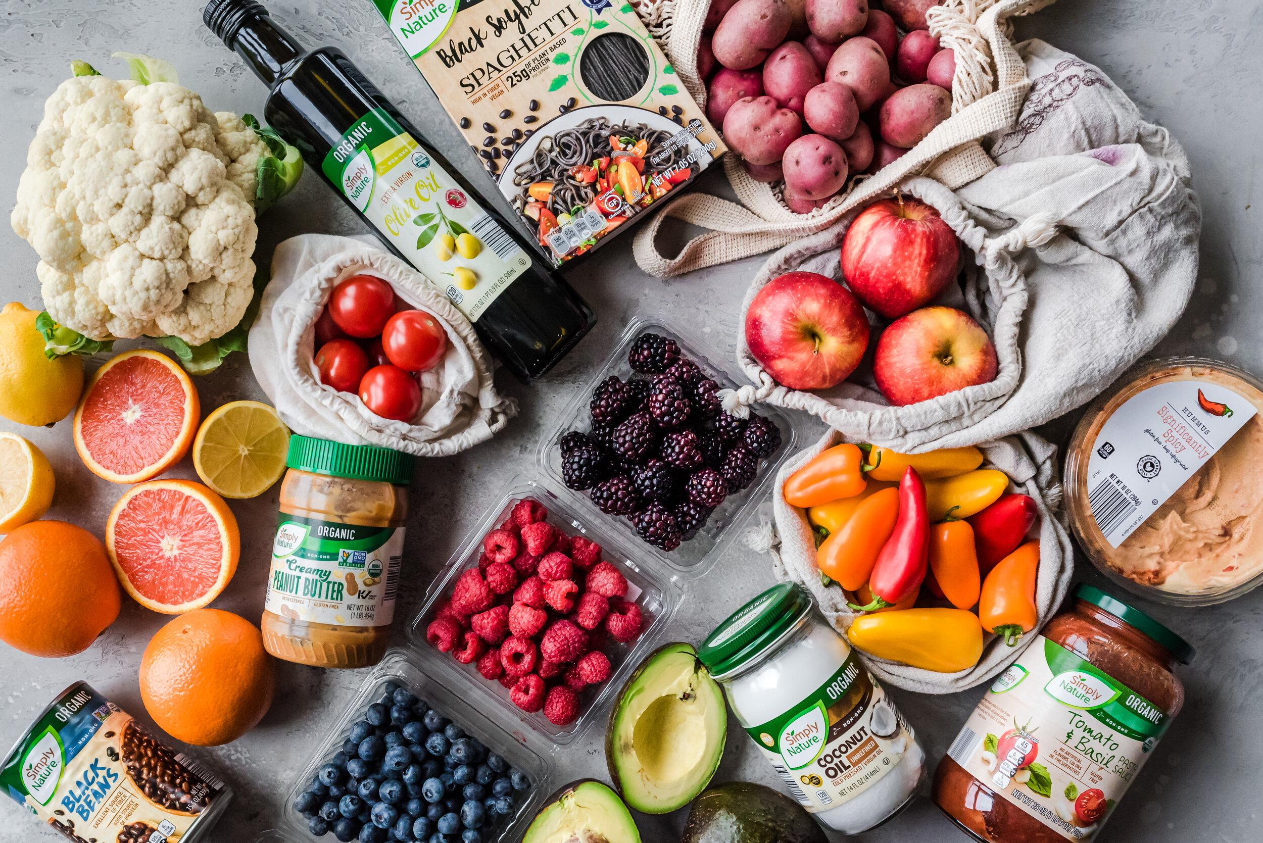 Stock Your Fridge For Success Healthy Vegan Meal Prep Ideas Rainbow Plant Life