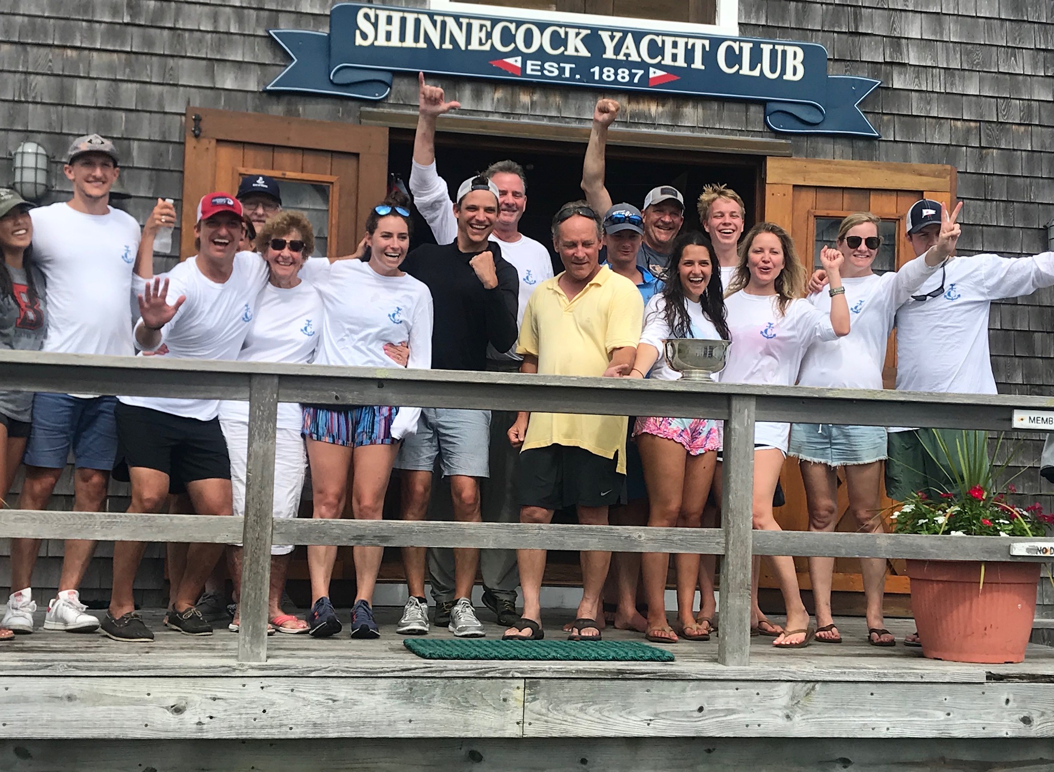 The Connett Bowl, 2018. Quogue, NY.