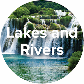 Lakes and Rivers