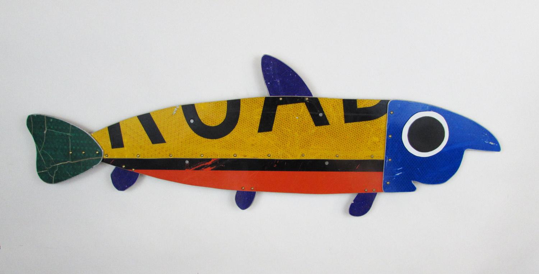 Roadsign Fish