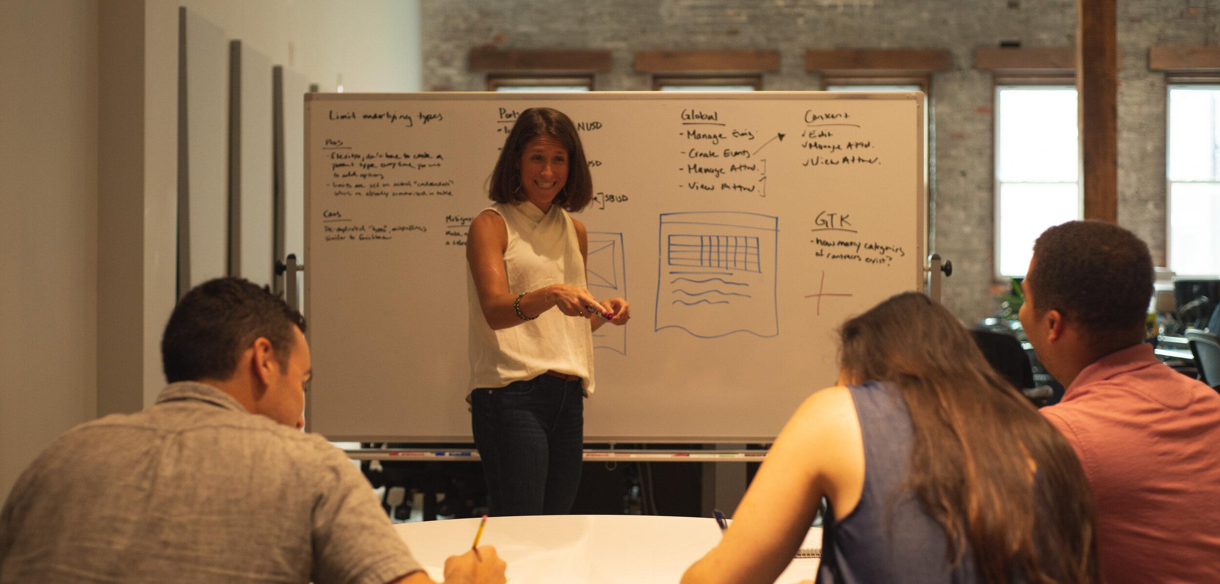 facilitating leadership course