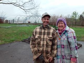 Ralph Sweson Jr. and Becky Swenson, photo: Ilona Ross