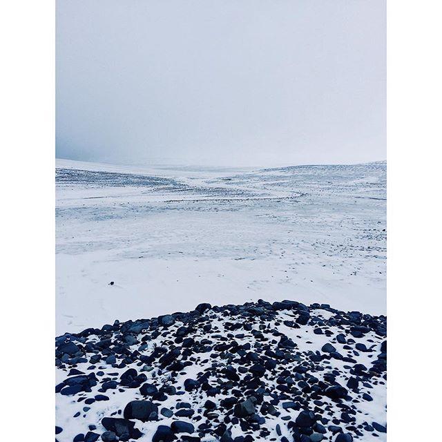 The landscape on Bennett in the #polar #arctic #BennettIsland