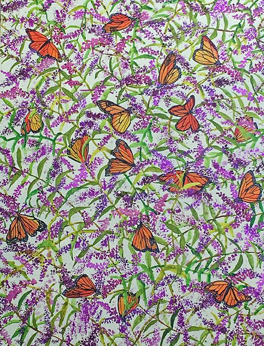 Monarch-Feast_Acrylic_30x40_2016_300dpi.jpg