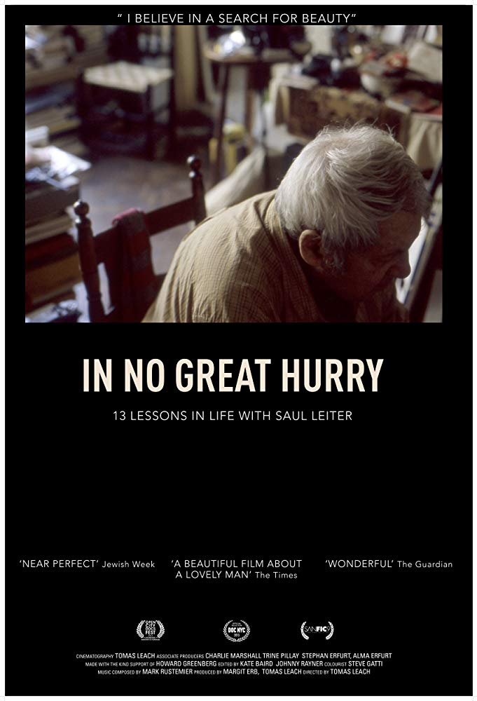 Saul Leiter / In No Great Hurry - InCadaqués.jpg