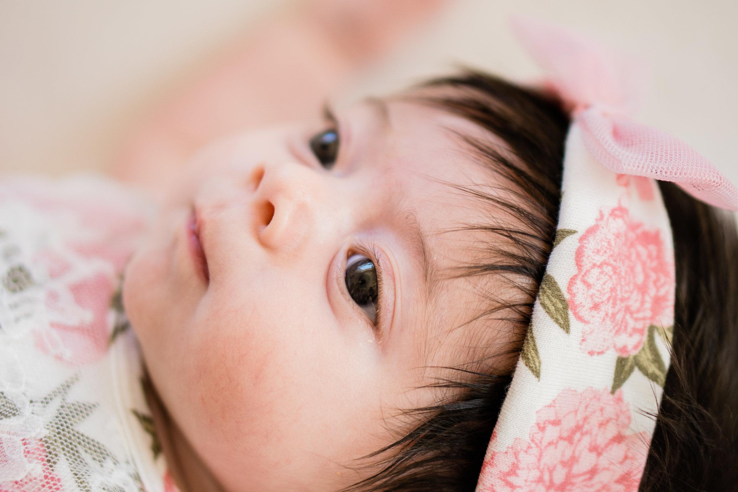 newborn portrait freya