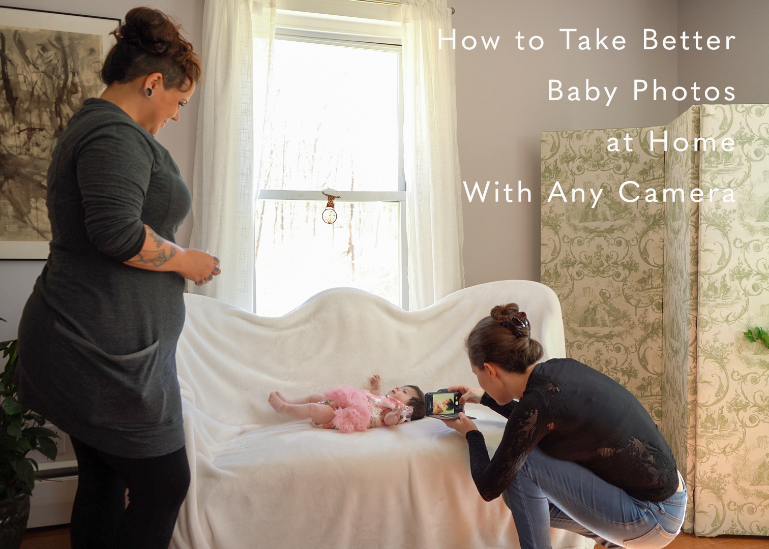 How to Take Better Baby Photos at Home With Any Camera