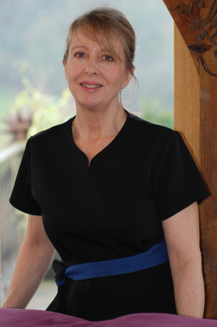 Deborah Iles - I am an award winning holistic therapist and energy worker, fully qualified in reflexology, clinical aromatherapy, massage and Usui Reiki healing.Being passionate about providing complementary therapies, I personalise all treatments to take account of your physical and emotional needs. Using a variety of techniques to help rebalance and revitalise your body, mind and spirit, I encourage your body's own healing system and wisdom to kick in.Treatments are carried out in The Garden Room, an oak-framed haven offering peace and quiet with beautiful views overlooking the verdant Wye Valley.I am a member of the Federation of Holistic Therapists.Contact me for gift vouchers, wellbeing days, talks and multi-booking discounts – I would love to hear from you.For testimonials and more information about my treatments please see my website or Facebook page, below.
