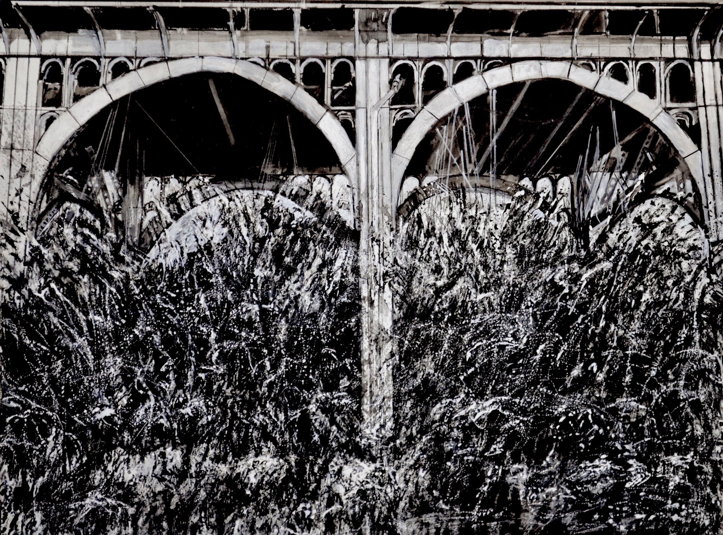 Trestle Bridge, 126th St.