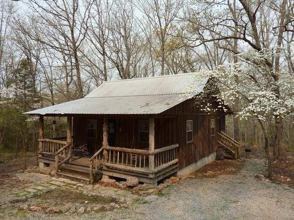 Arkansas Ozark Cabin