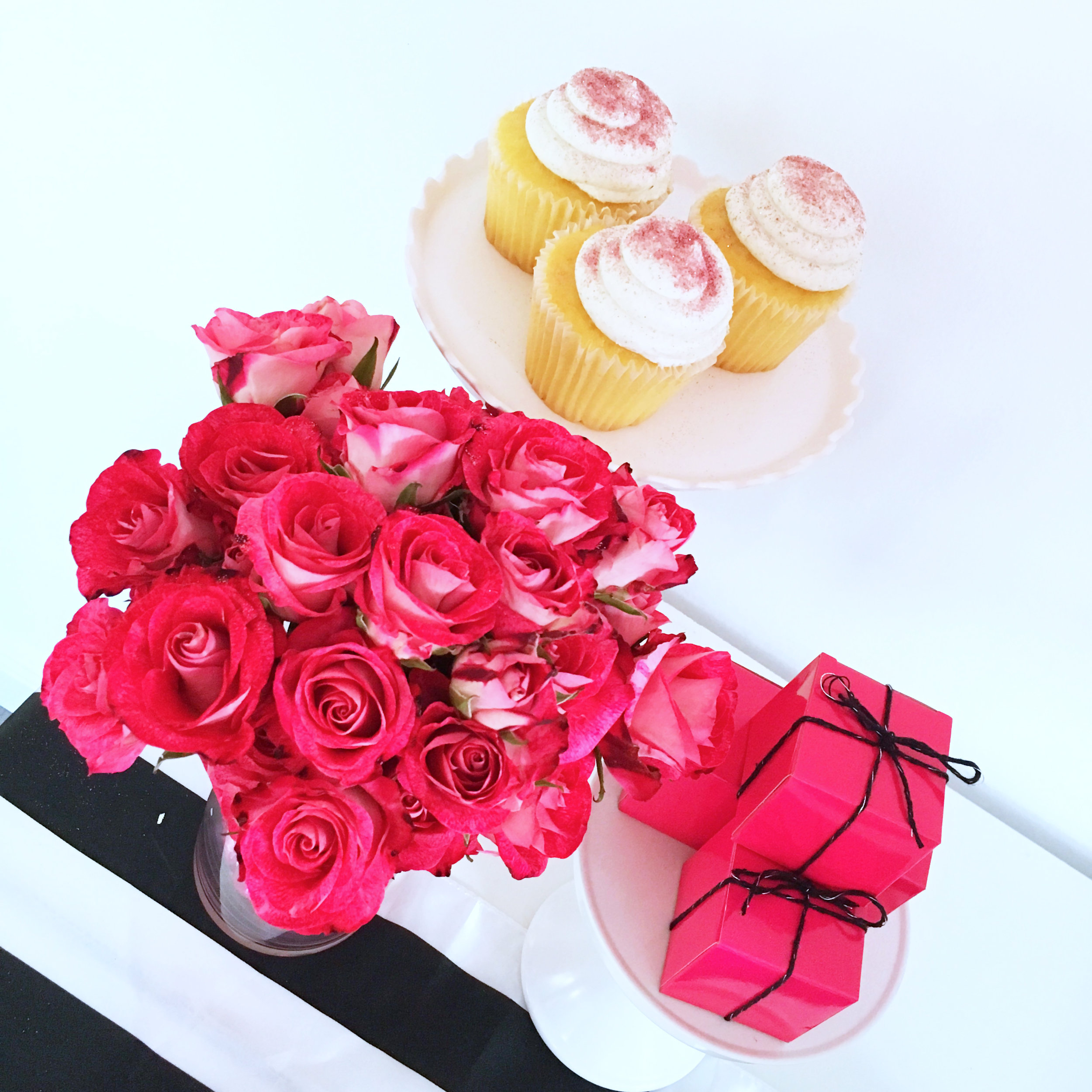 Cupcakesandflowers