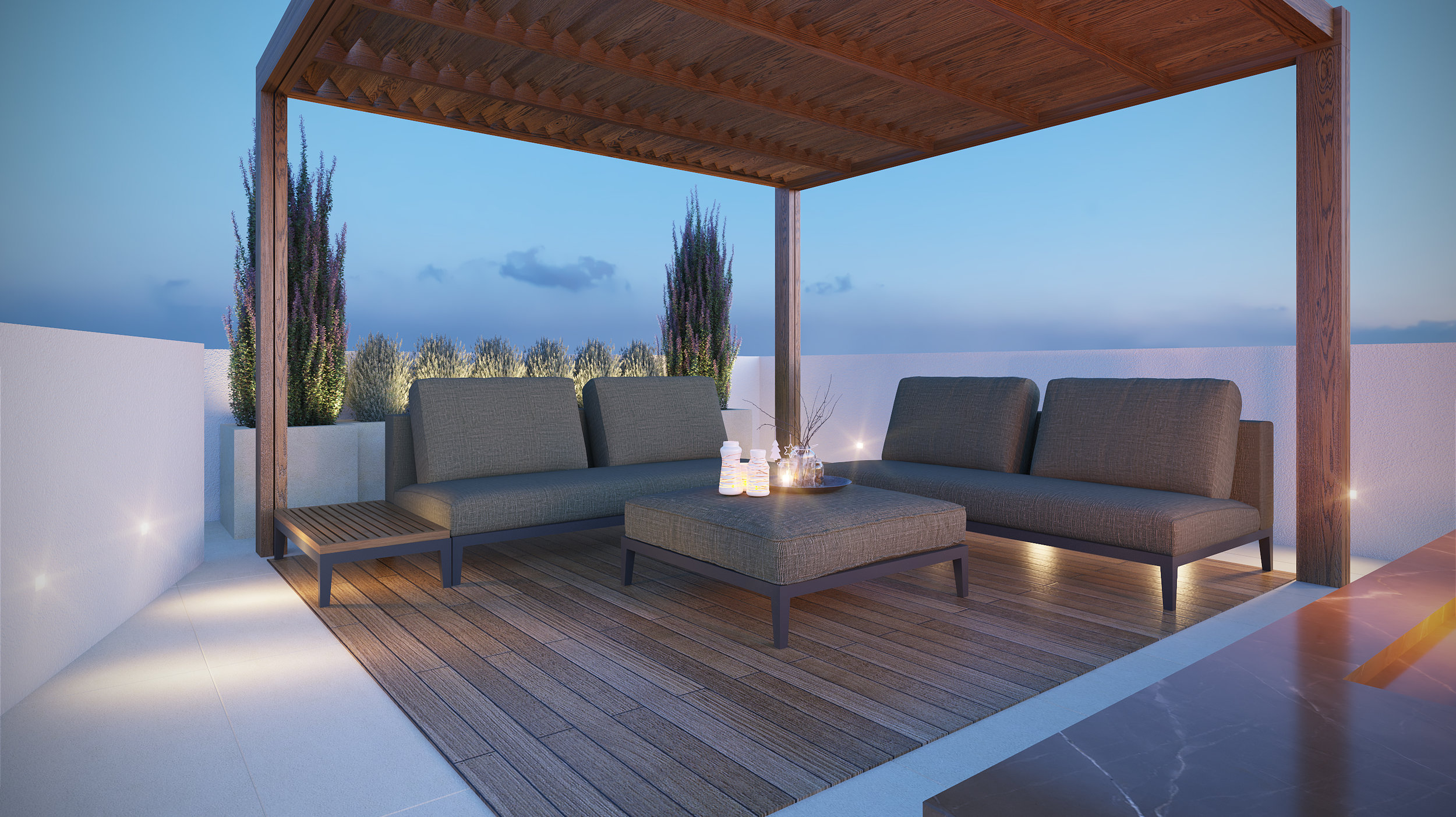 seamless outdoor living -