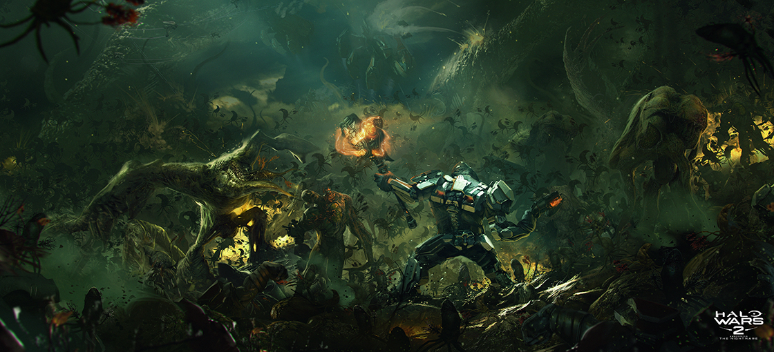 The Flood, the Precursor's ultimate revenge strategy.