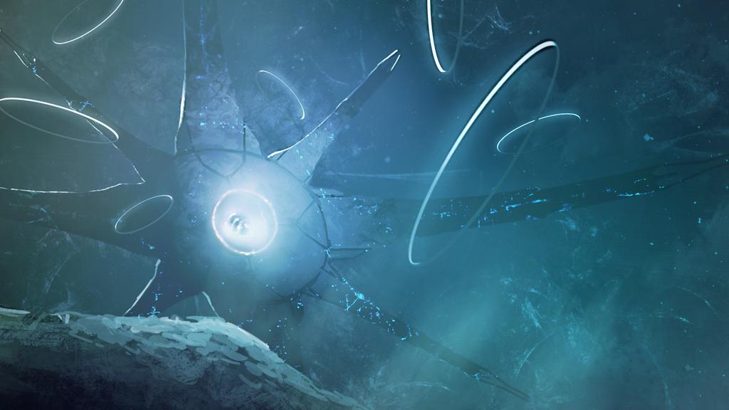 The Halo Array. The last piece of the Precursor's devious plan for revenge.