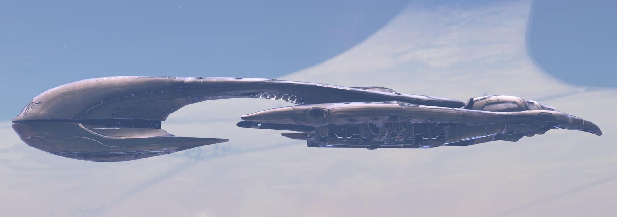 SHADOW OF INTENT - TYPE: CAS-class assault carrierCOMMISSION DATE: c. 2135