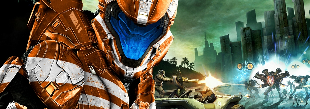 SPARTAN STRIKE - LOCATION: Gamma Halo, EarthSTART: July 24th, 2557END: July 26th, 2557