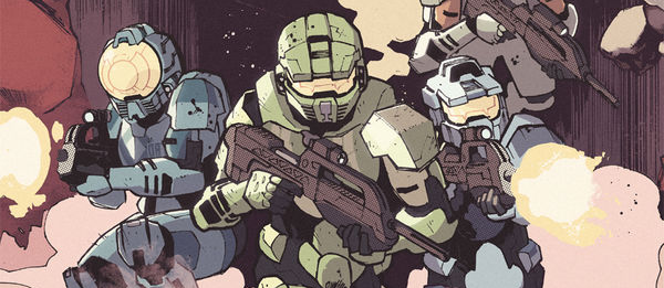 COLLATERAL DAMAGE ISSUE #3 -