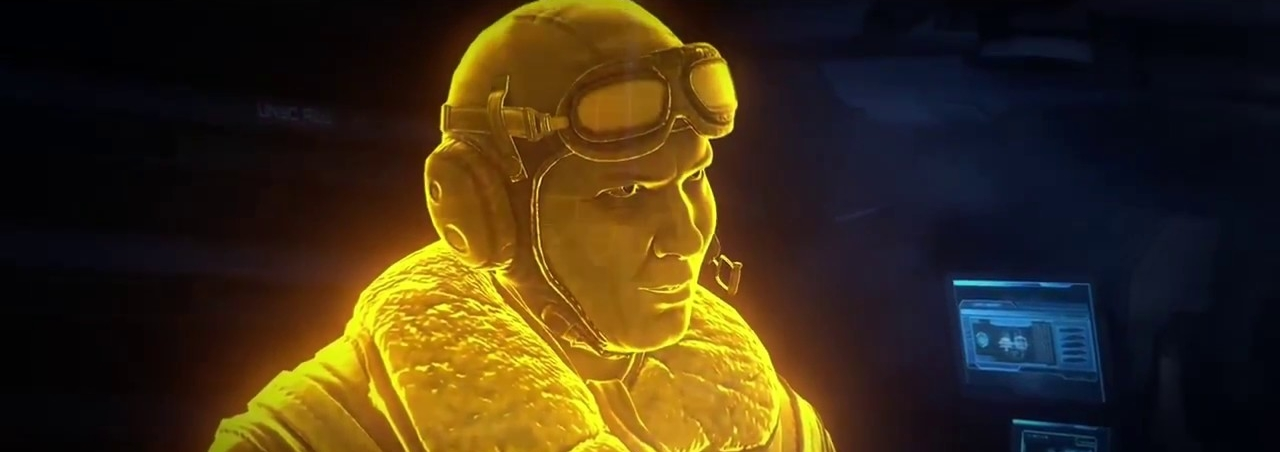 ROLAND - Roland serves as the shipboard AI for the UNSC Infinity.