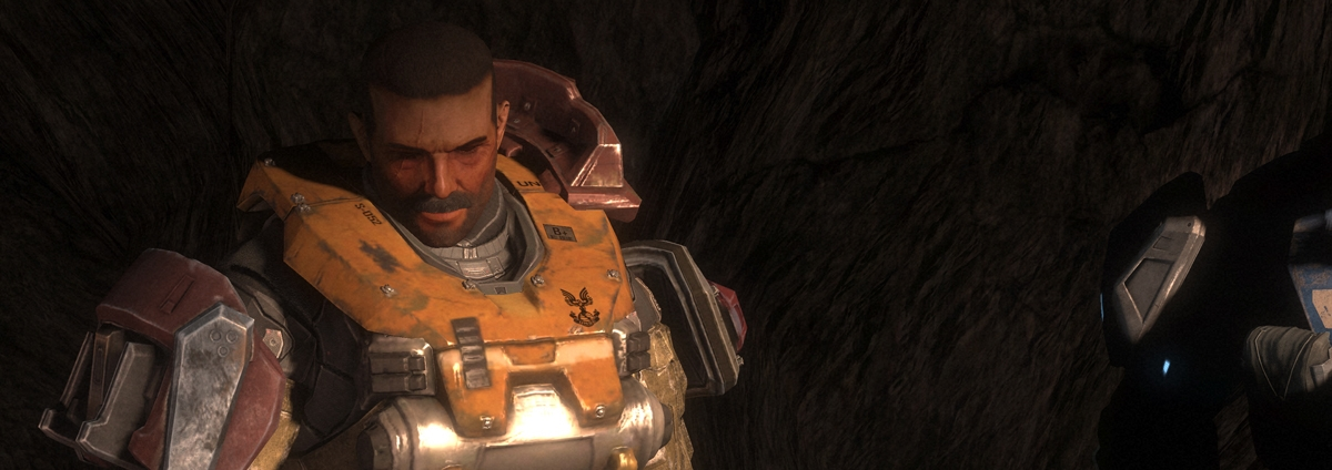 JORGE-052 - Jorge was a Spartan-II super-soldier who was made a member of Noble Team, a primarily Spartan-III fireteam who fought during the Fall of Reach.