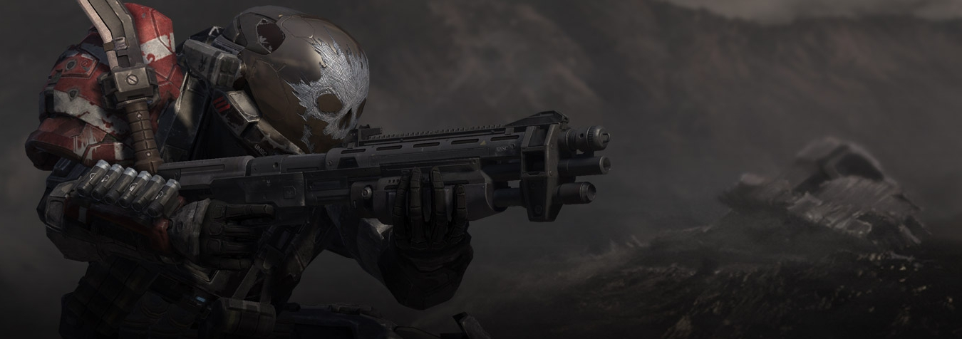 EMILE-A239 - Emile was a Spartan-III and member of Noble Team. Emile gave his life, along with most of Noble Team, during the Fall of Reach in 2552.
