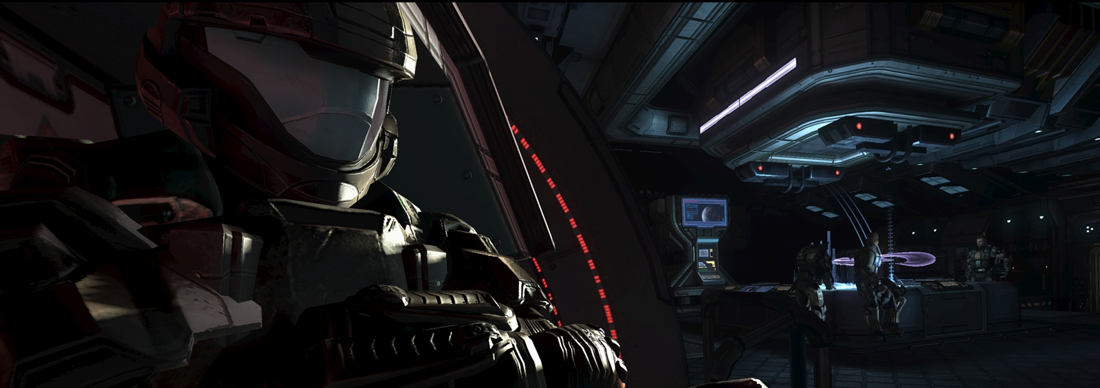 """""""THE ROOKIE"""" - The Rookie was an ODST and member of Alpha-Nine under then Gunnery Sergeant Edward Buck who fought during the Battle for Earth."""