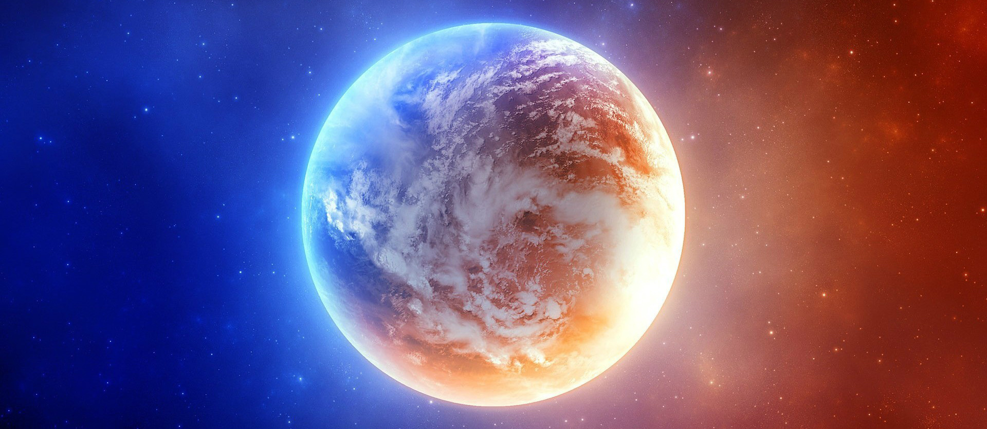 SKIRMISH OF THE PLANET OF BLUE AND RED - 860 BCEThe Planet of Blue and Red was a Sangheili colony that was attacked by the San'Shyuum in 860 BCE.