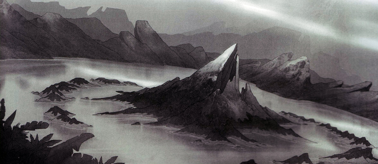REVIVAL OF THE DIDACT - ~97,455 BCEDjamonkin Crater, where the Didact's cryptum was discovered on Erde-Tyrene, sometime before the Great Purification in 97,445 BCE.