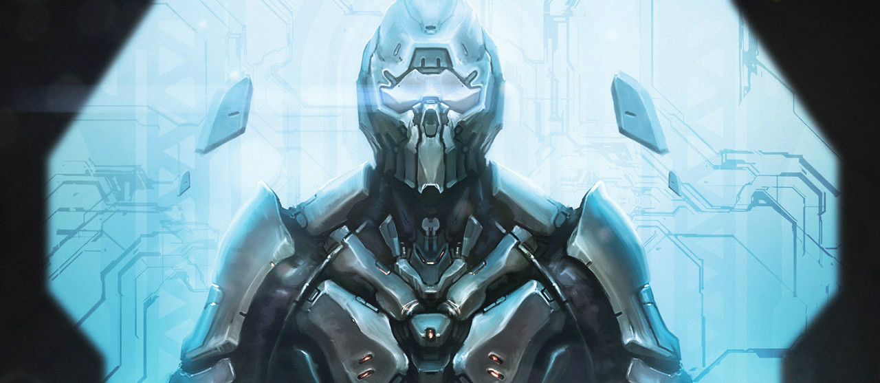 RETURN OF THE DIDACT - ~97,450 BCEThe Didact sometime prior to the Forerunner-Flood War, c. 106,000 BCE.
