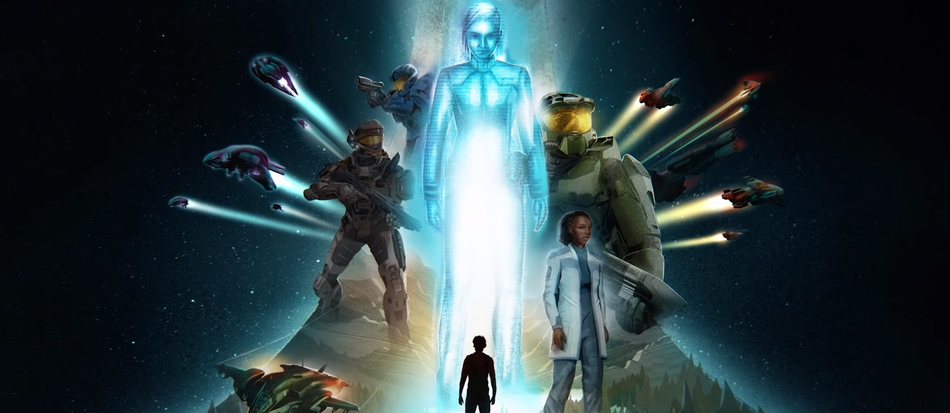 HALO OUTPOST DISCOVERY - CHICAGO - Explore Halo. Become a hero. The Halo universe comes to life this summer.