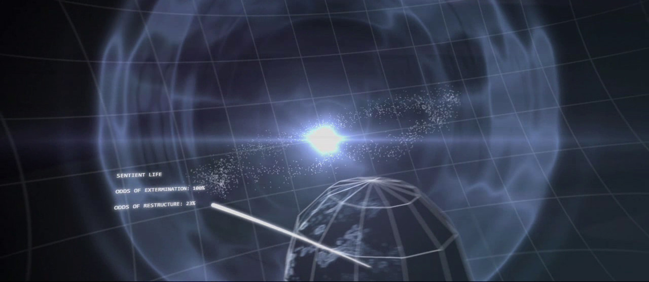 GREAT PURIFICATION - ~97,445 BCEA halo firing, sending it's pulse across the galaxy during the firing of the Halo Array at the end of the Forerunner-Flood War, c. 97,445 BCE.