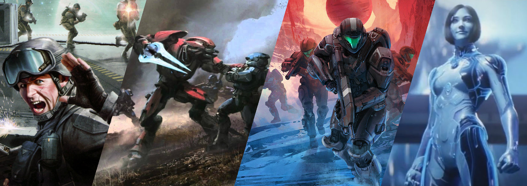 HALO LORE - A curated guide to the Halo story for people looking to understand the Halo universe.