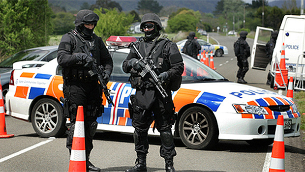 Police raid Rūātoki and terrorise the local Ngāi Tūhoe people.