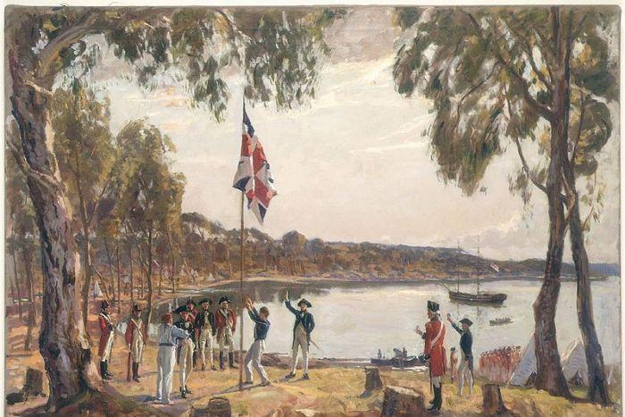 Settlement of Sydney