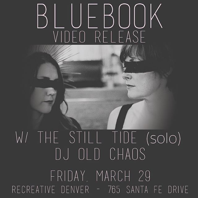We're so excited to release our video  at the end of the month with some help from @thestilltide @oldchaos. And we're working up something extra special for the event! See you soon, because it will be here before we know it 💕