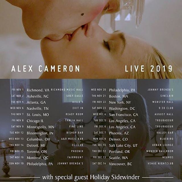 Can't believe I'm leaving in two short weeks to play keys with @alkcm and crew! ✨In the meantime playing shows before I go. @thisisbluebook @patrickdethlefs