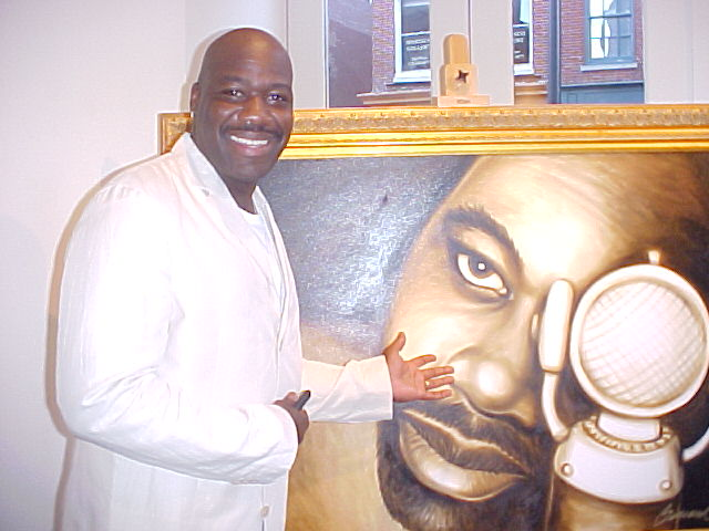 Started interviewing artists like WILL DOWNING about their process and side projects