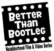 We screened the rough cut locally, got great feedback, and retooled it.