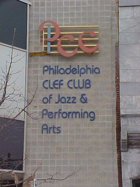 Partnered with the historic CLEF CLUB for more GROOVE jam sessions