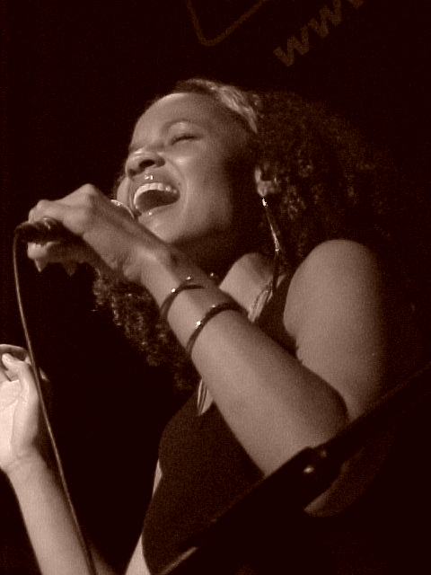 Up and coming artists like LIZZ FIELDS