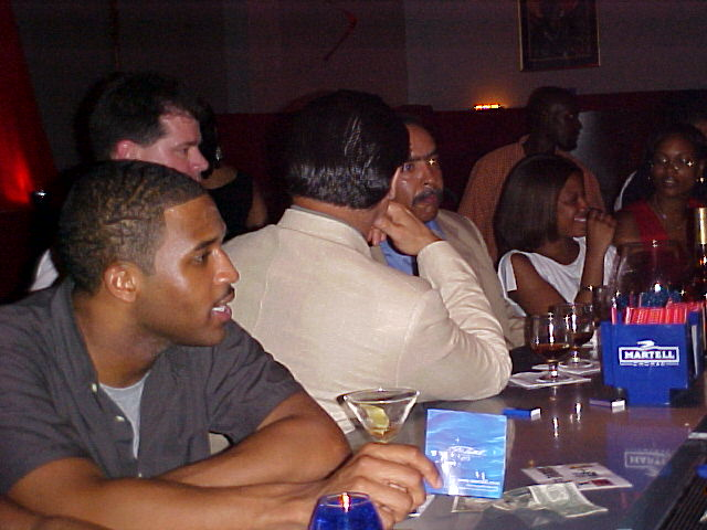 Social networking with preferred adult beverage sponsors