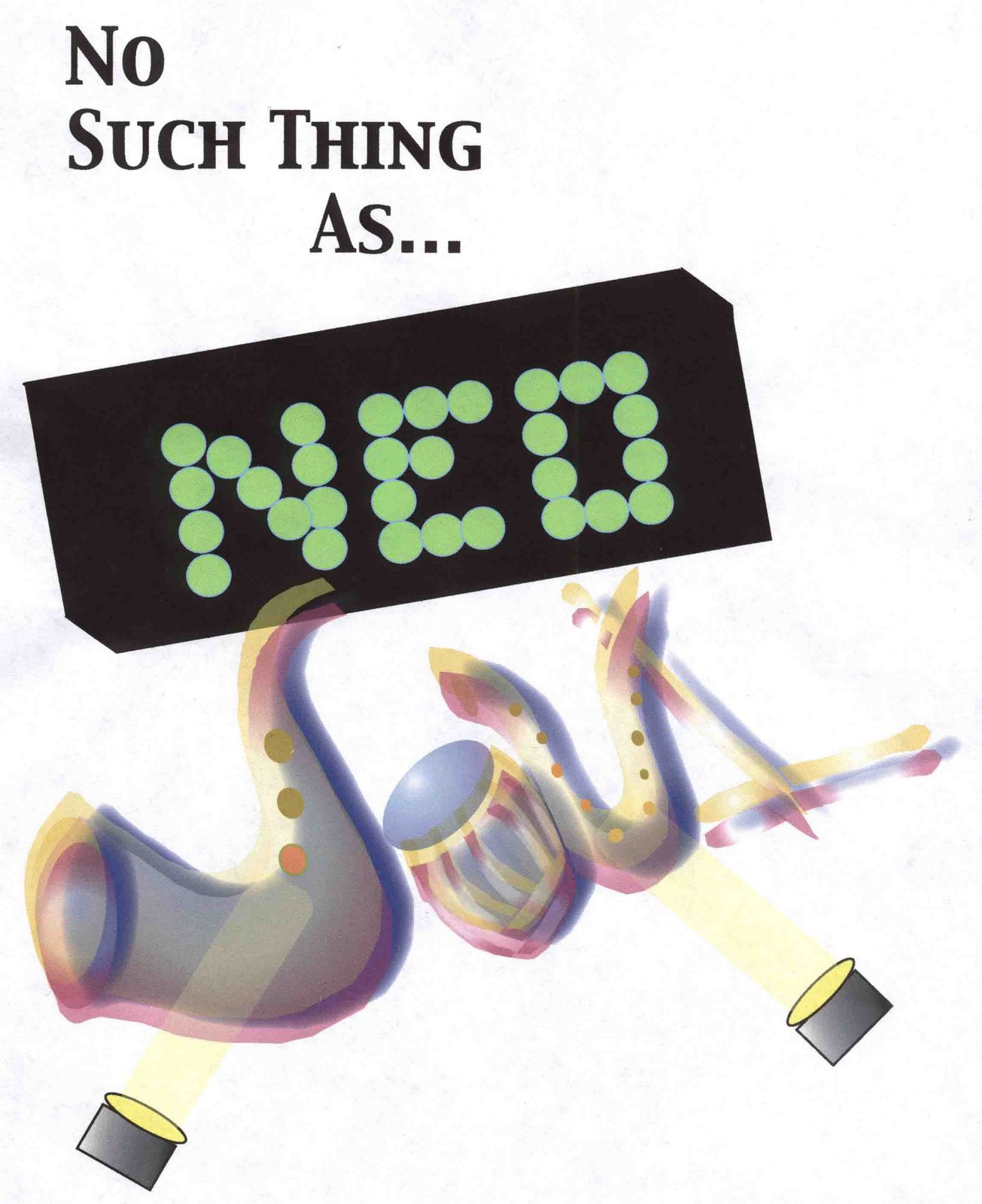 And out of their collaborations, the first draft of NO SUCH THING AS NEOSOUL was born!