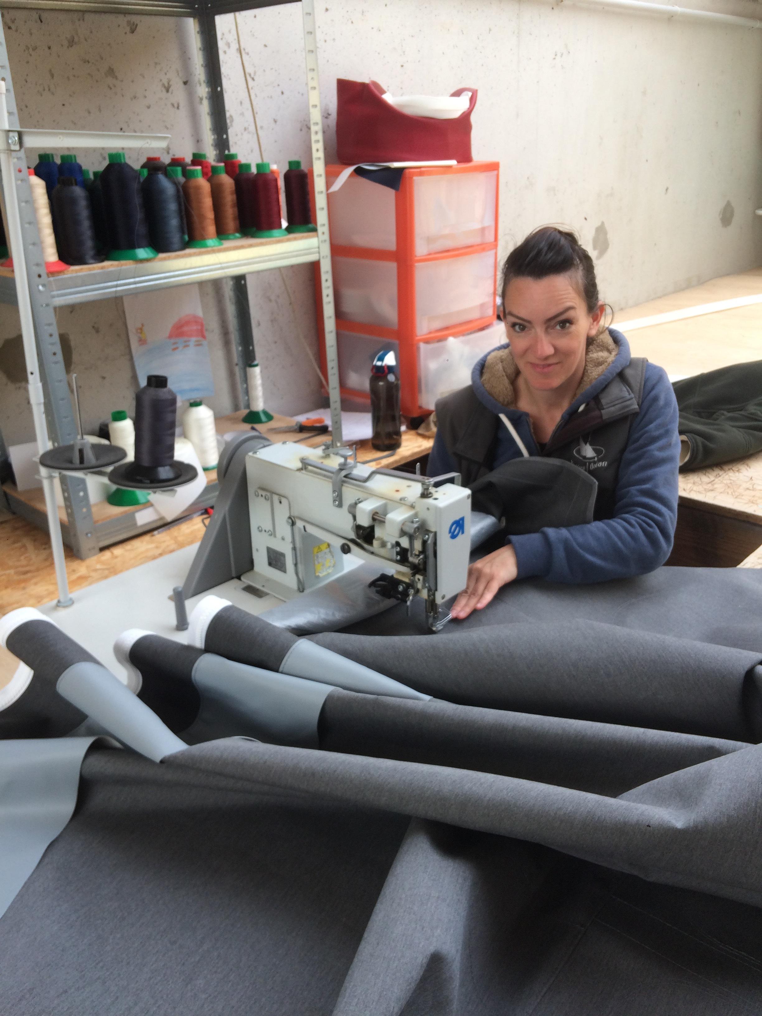 Mathilde - Roscoff   Responsable sellerie