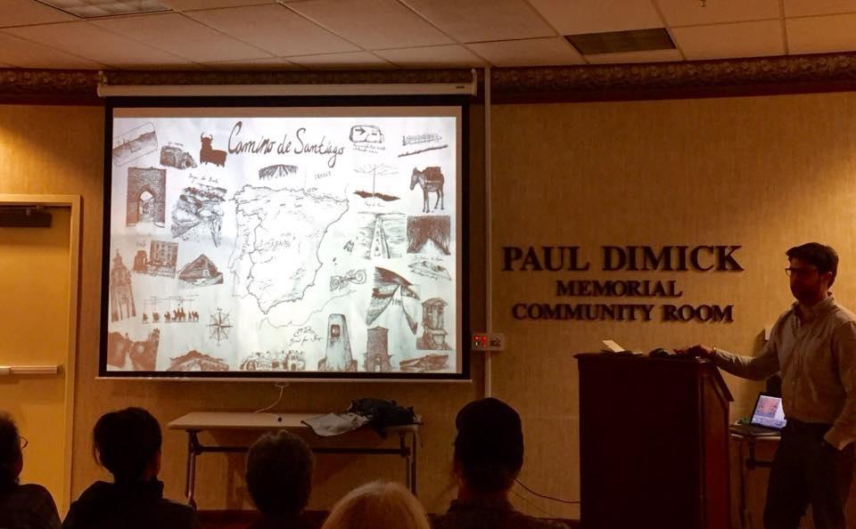 "Presenting ""Storytelling: Su Camino"" at the Sacramento Chapter of APOC"